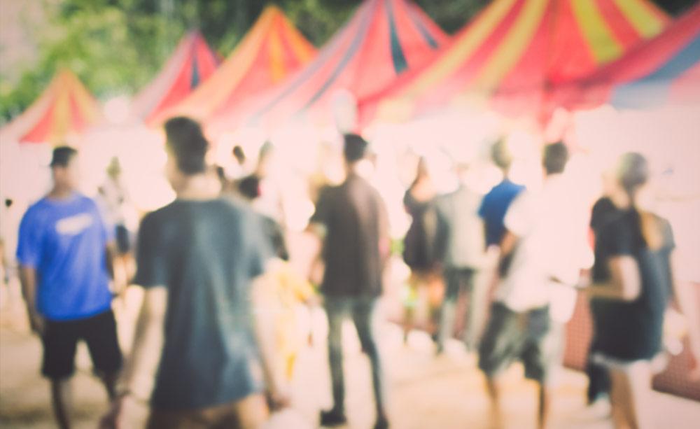 Silent Disco Festival parties