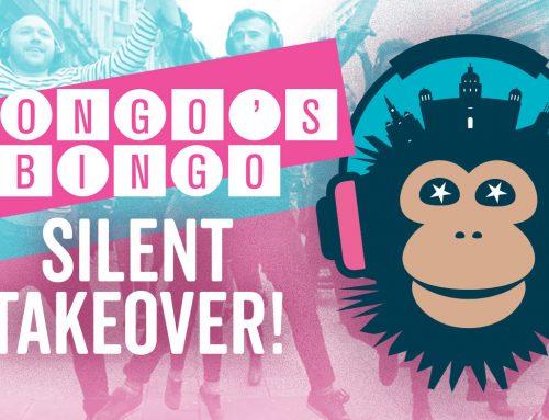 Get ready for the Bongo's Bingo Silent Adventure take over tour…