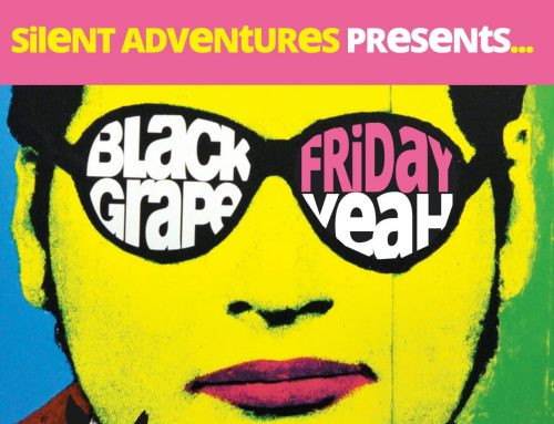 Black (Grape) Friday is here!