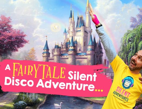 Get ready for a Fairytale Silent Disco Adventure…