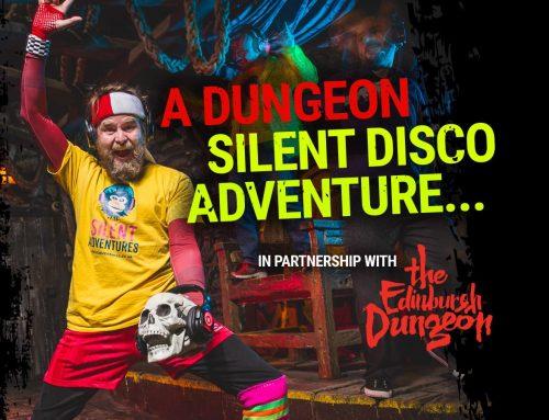 Edinburgh Dungeon Silent Disco Tours