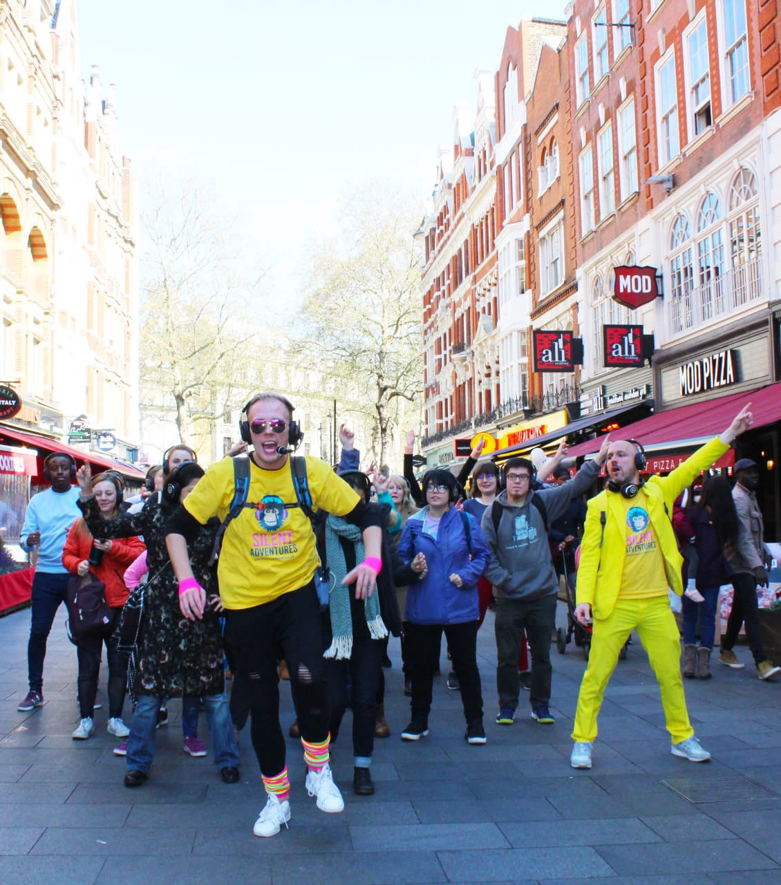 London Silent Disco Adventure