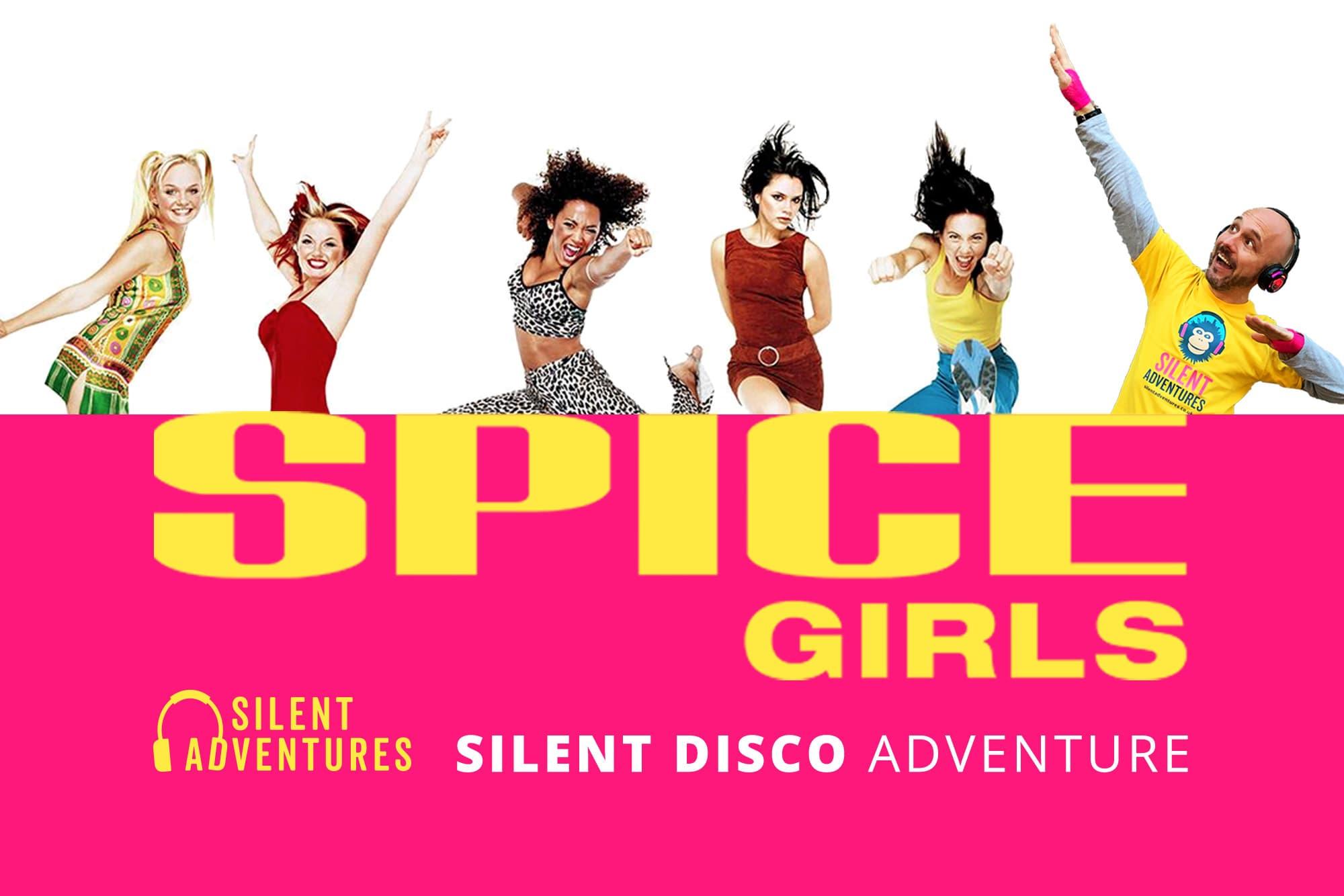Spice Girls Silent Disco Tour