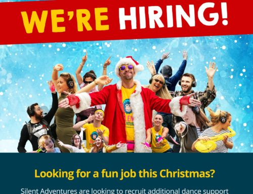 We're hiring for this Christmas Season