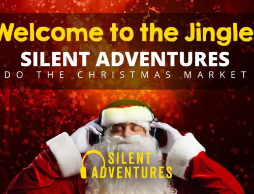Welcome to the Jingle! – Silent Adventures do the Edinburgh Christmas Market