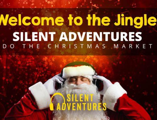 Welcome to the Jingle! – Silent Adventures do the Edinburgh Christmas Market