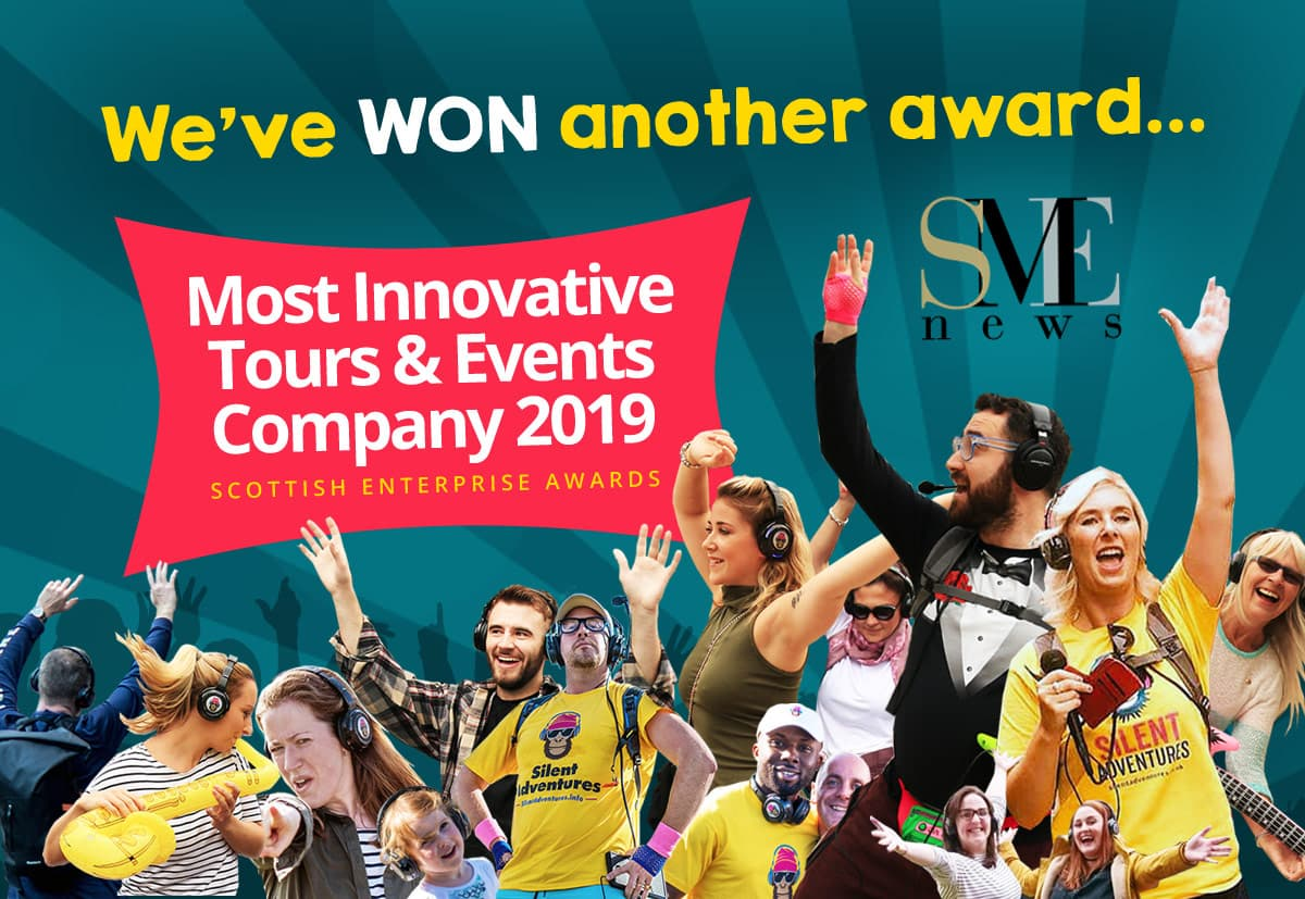 Most Innovative Tours & Events Company 2019