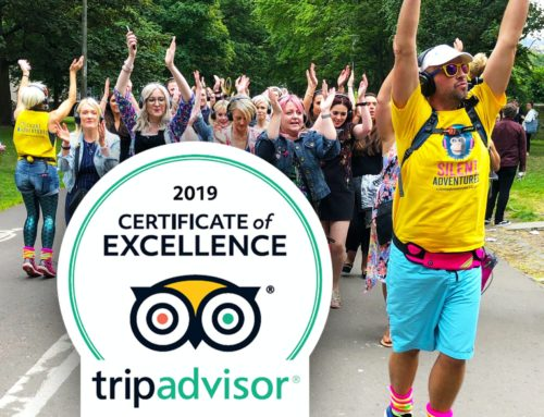 We've been awarded a Certificate of Excellence by TripAdvisor