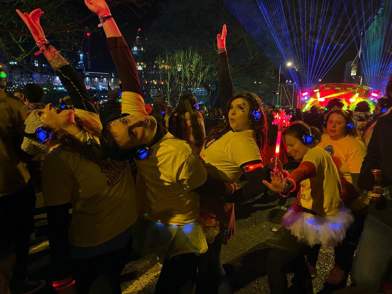 Silent Disco Street Party