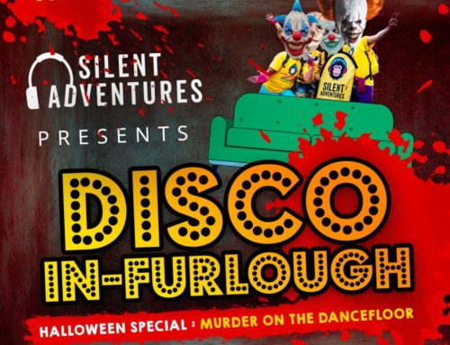 Get ready for a Halloween Zoom Disco In-Furlough Special