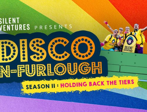 Another Lock-Down… Another reason to Disco In-Furlough!