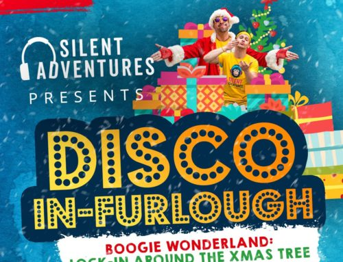 Get ready for 'Boogie Wonderland'- Lock-in around the Xmas Tree