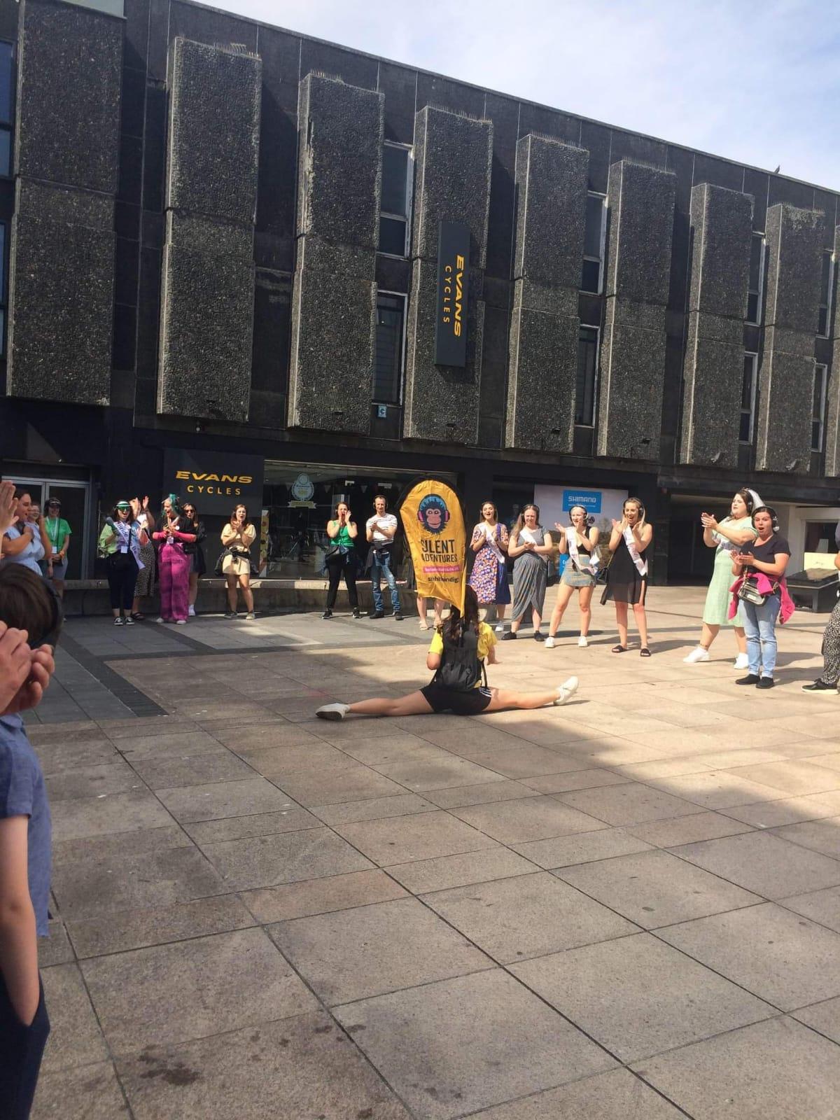 Newcastle Silent Disco Walking Tours